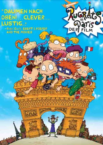 Rugrats In Paris Film