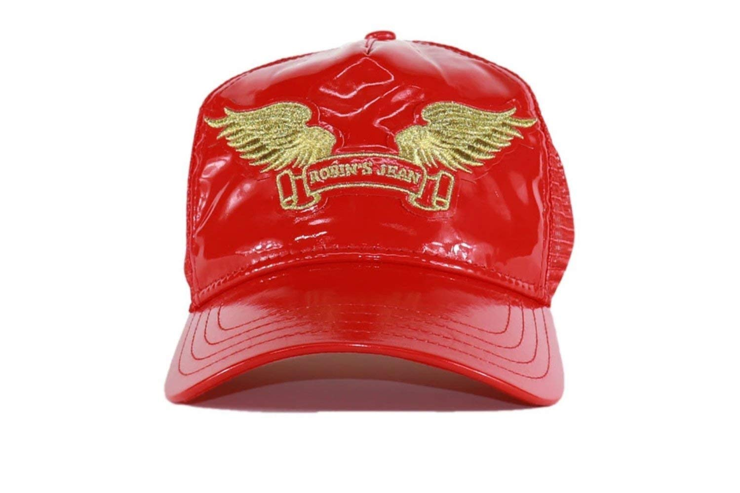 Robin Trucker Hat OSFA RED by ROBINS JEAN