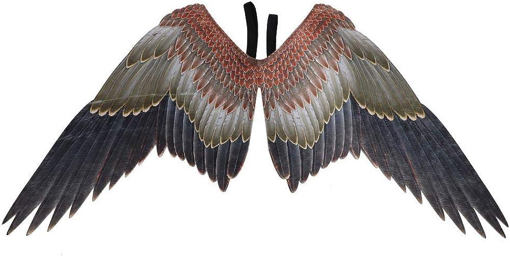 Alas de águila de ángel negro, alas de hada, accesorios para ...