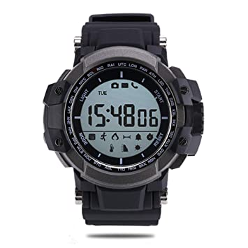 SW Watches Zeblaze Reloj Deportivo Inteligente 1.2 Pulgadas Pantalla LCD BT 4.0 Podómetro/Cámara De