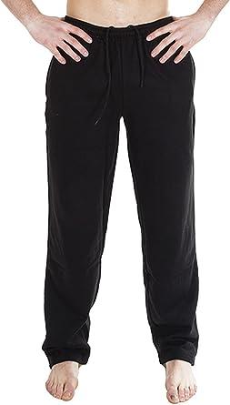Men/'s Trousers Trousers Open Leg