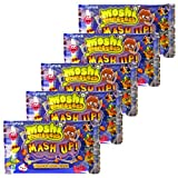 Topps Trading Card Game - Moshi Monsters MASH UP - ( 5 Pack Lot )
