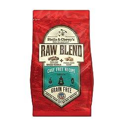 Stella & Chewy's Raw Blend Recipe Dog Food