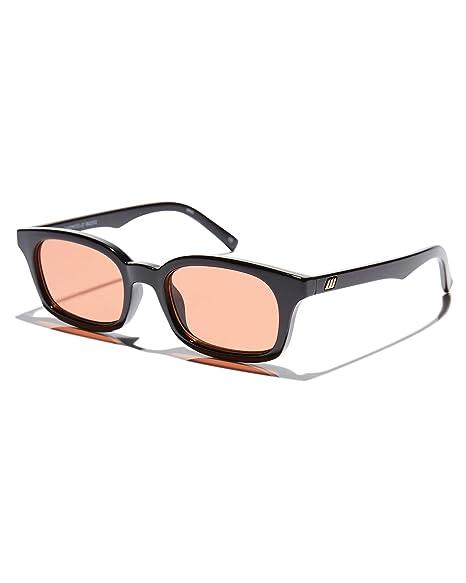 Amazon.com: Le Specs Carmito Negro Cinnamon Lenses Gafas De ...