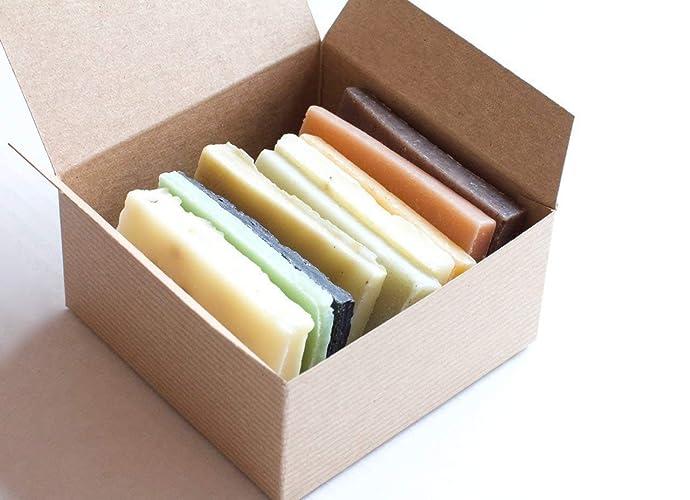 Handmade Soap Ends Sampler