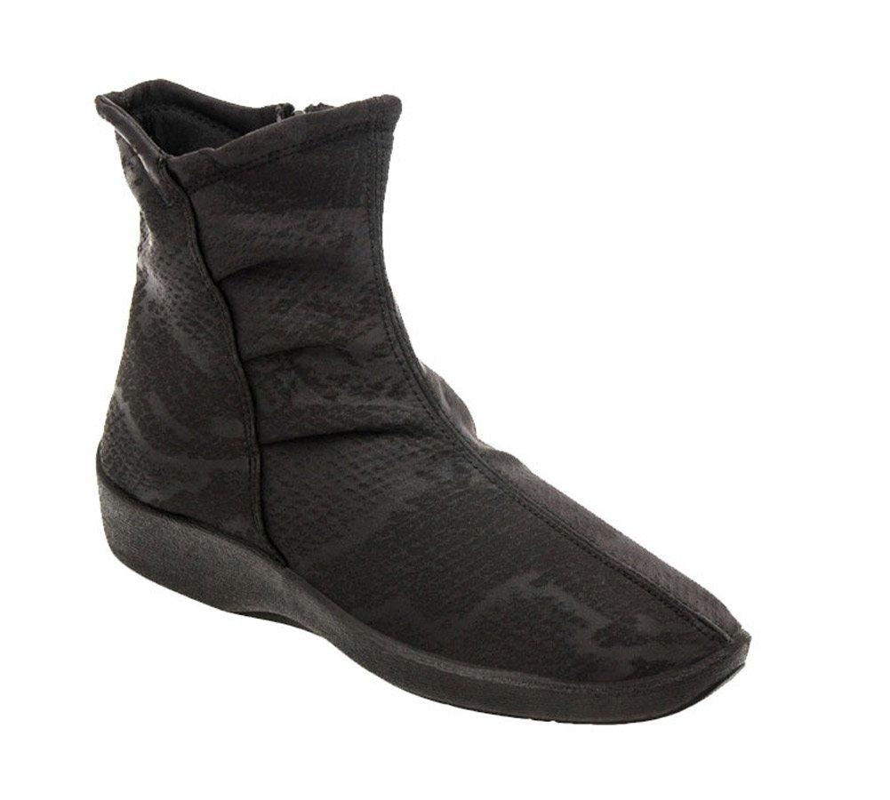 Arcopedico Women's L19 Boot B007QXEC9E 40 M EU|Black Reptile
