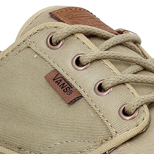 Vans Brigata Lite Plus - Zapatillas Unisex adulto Beige (t&l/khaki/white)