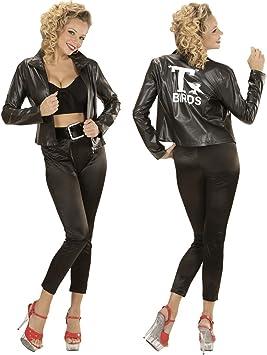NET TOYS Traje Mujer años 52 Disfraz Adulta Rockabilly M 38/40 ...