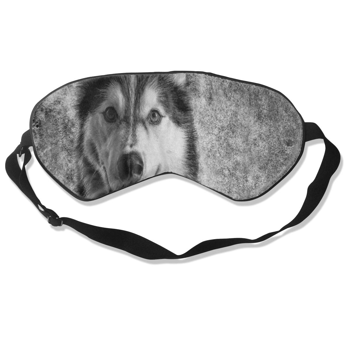 All agree スリープマスク ヴィンテージ ウルフ 犬 レトロ アイマスクカバー 調節可能なストラップアイシェード 旅行 ナップ 瞑想 目隠し用 One Size 色1 B07K1NQKRV