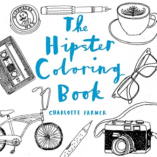 Hipster Coloring Book: Amazon.com