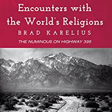 Encounters with the World's Religions: The Numinous on Highway 395 Audiobook by Brad Karelius Narrated by Brad Karelius