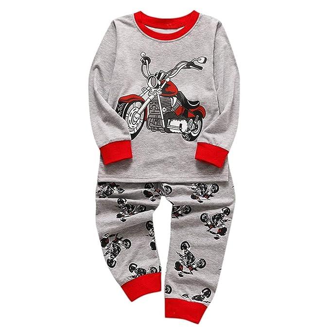 Amazon.com: LIKESIDE 2PCS Children Kids Cartoon Motorcycle ...