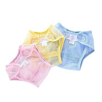 IMBM STYLE Pantalones de pañales de Verano de 30 Piezas: los pañales ...