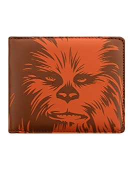 Star Wars Officially Licensed Boxed Wallet Chewbacca Notes Credit Cards Coins