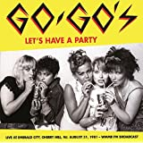 Lets Have a Party:Live