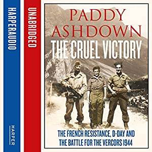 The Cruel Victory Audiobook