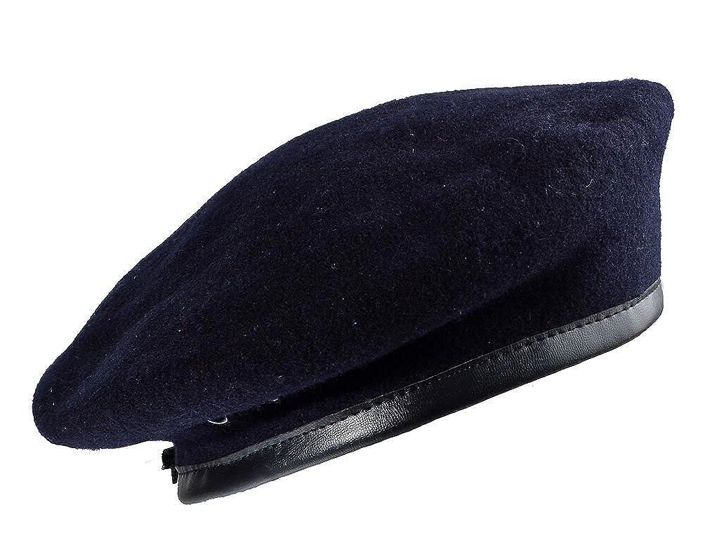 Original German Army Beret Hat Plate different troops genus sizes 56-63