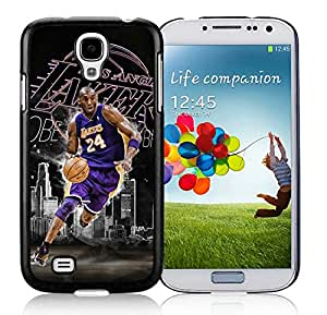 Kobe Bryant Black Samsung Galaxy S4 Phone Case likable and Durable Design