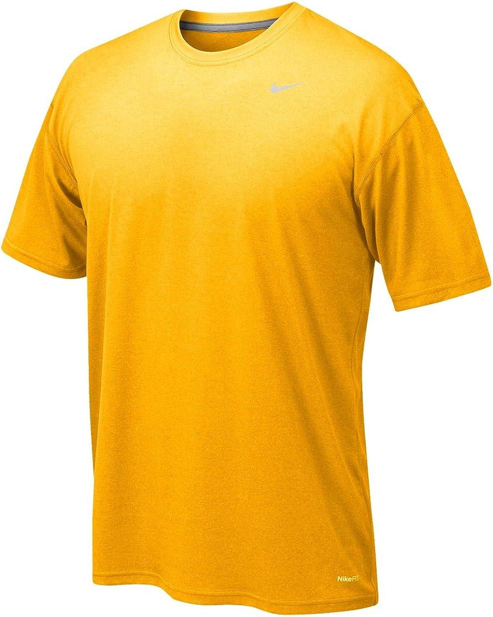 NIKE Mens Legend Short Sleeve Tee at  Men's Clothing store