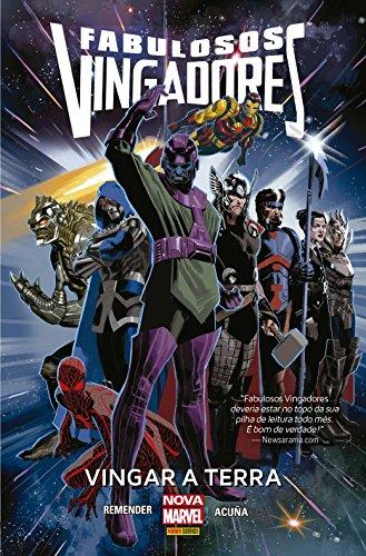 Fabulosos Vingadores. Vingar a Terra