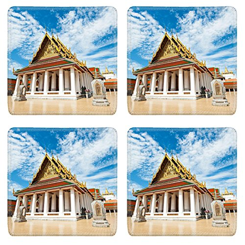 liili-natural-rubber-square-coasters-image-id-33689894-the-golden-mount-at-wat-saket-travel-landmark