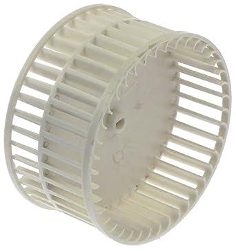Rueda de ventilador para ventilador radial, diámetro de 96 mm, 40 ...
