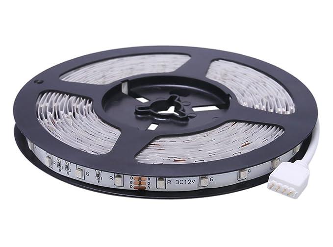 Auralum 500 cm 300 LEDs 3528 SMD tira de LED RGB, Eco de xl698