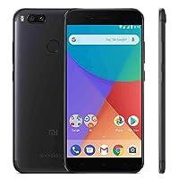 Xiaomi Mi A1 Smartphone 4G 4GB 64GB Doble Sim, con Google Play [Version Europea] Negro