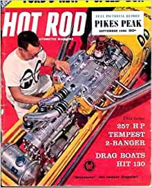 hot rod magazine ford 39 s new 4 speed box september 1961. Black Bedroom Furniture Sets. Home Design Ideas