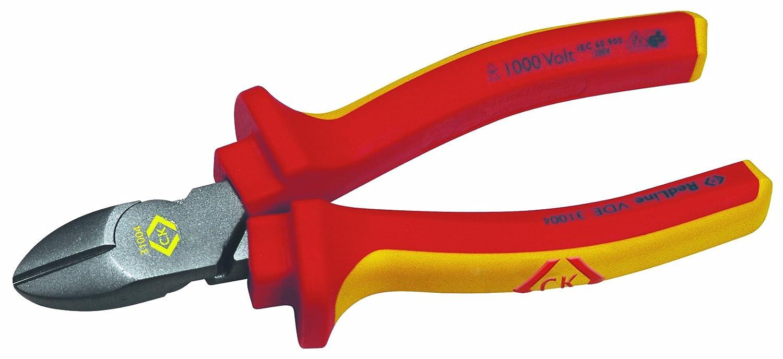 C.K 431017 Redline Pince coupante diagonale 1000 V 160 mm Rouge