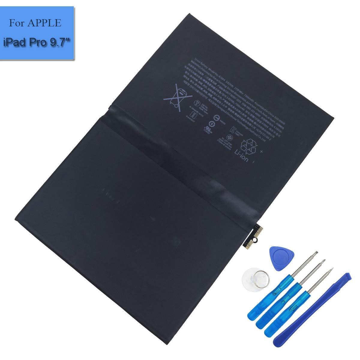 Bateria Tablet A1664 para Apple ipad Pro 9.7 2016 A1673 A167