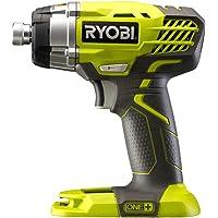 Ryobi RID1801M ein + Akku-Schockmäher 18 V Li-Ion ohne Akku