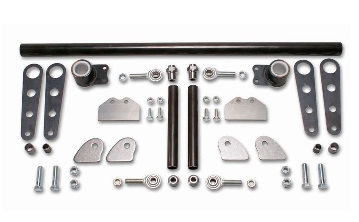 Quarter-Max Drag Racing Anti Roll Bar Kit 24' Quarter-Max Chassis & Racing Components