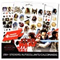 Star Wars The Last Jedi Stickers ~ 4 Page Star Wars Sticker Pad with Over 295 Star Wars Stickers