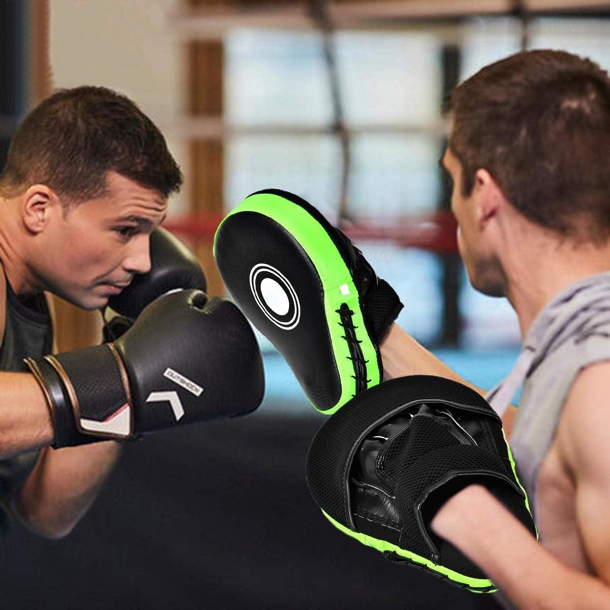 patas de oso para entrenar boxing
