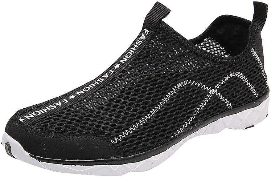 Jodier Zapatos de Agua Aqua Shoes Escarpines Hombres Mujer Niños Zapatos de Agua Zapatillas Ligeros de Secado Rápido para Swim Beach Surf Yoga: Amazon.es: Zapatos y complementos