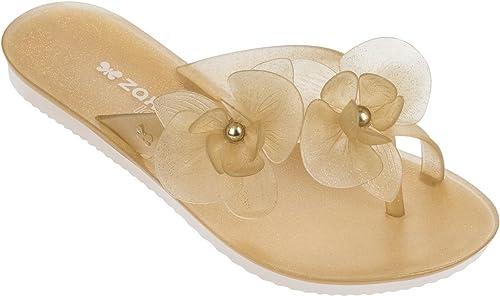 Zapatos dorados Zaxy para mujer sw6wl7