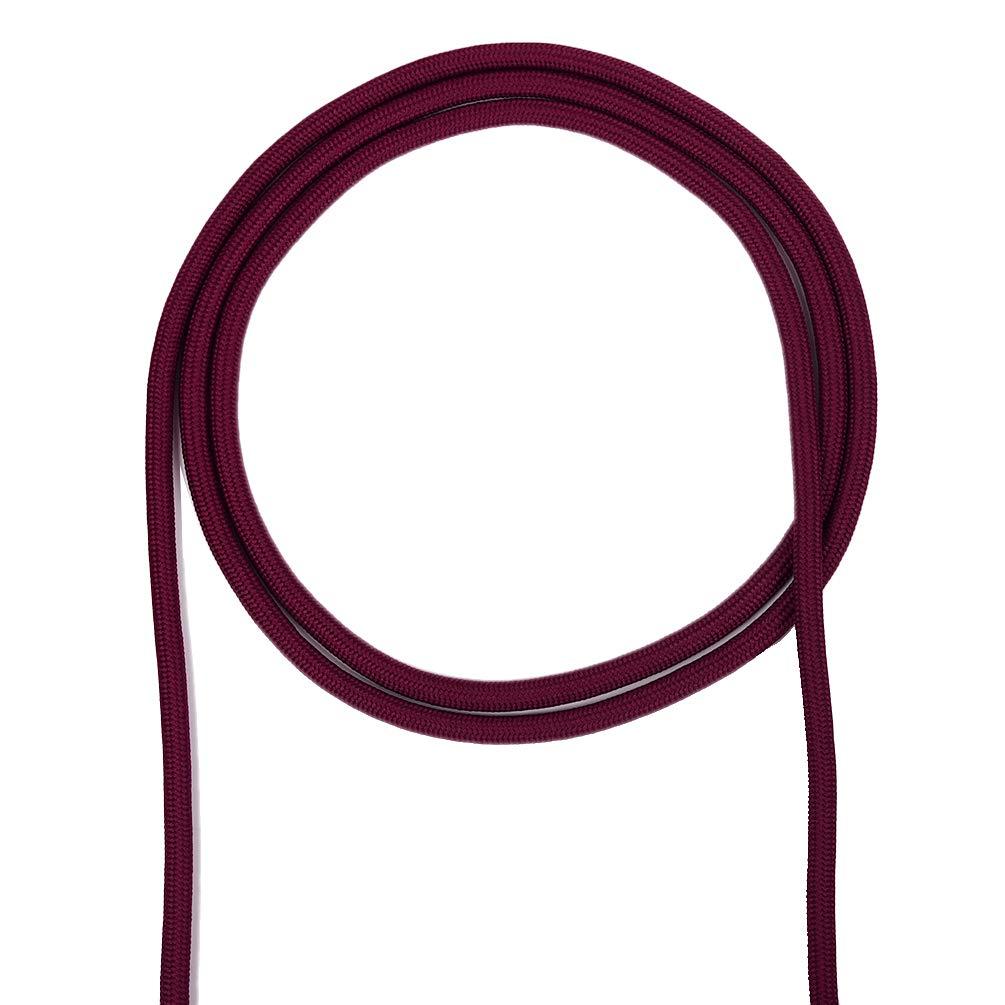 con Cordon para Llevar en el Cuello Rosa Funda con Correa Colgante Case para iPhone 7 // iPhone 8 Carcasa de movil con Cuerda para Colgar
