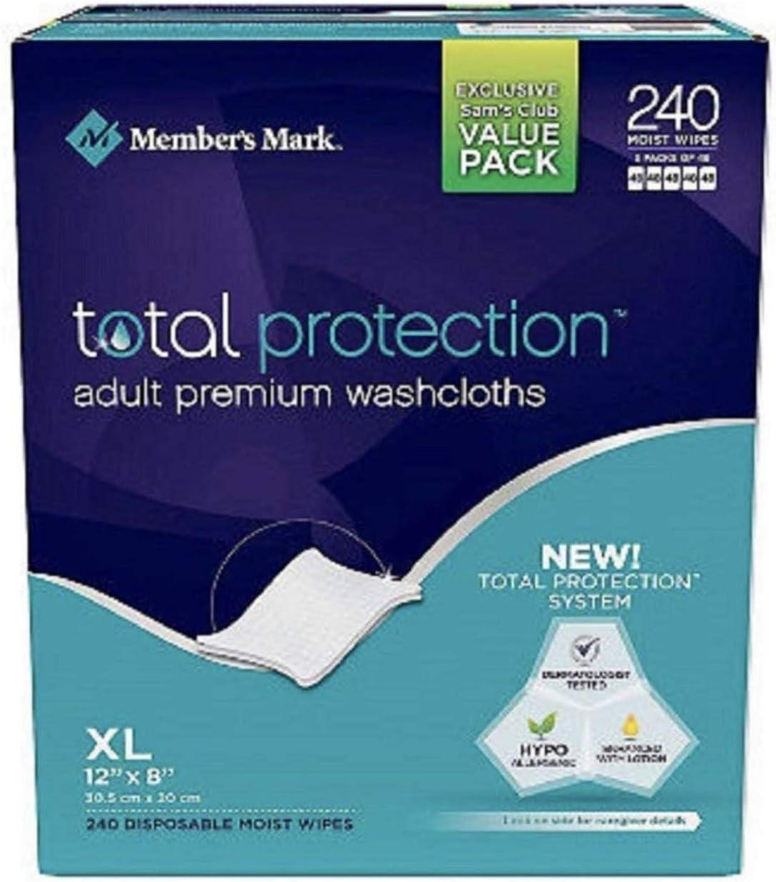 Members Mark total protection