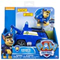 Paw Patrol - Chase's Tow Truck - Figure and Vehicle from Spin Master