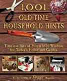 1,001 Old-Time Household Hints, , 1616081759
