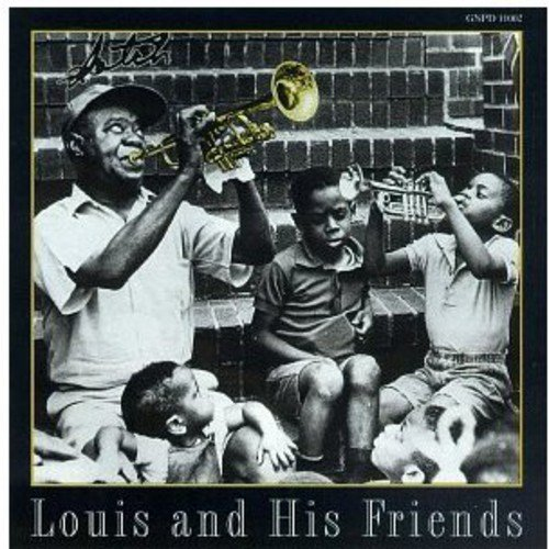 Louis Armstrong - & His Friends (CD)