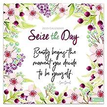 Seize the Day 2019 Calendar