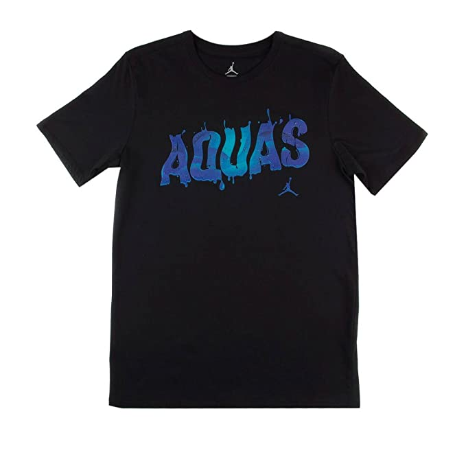 350ede31ee77eb Nike Mens Air Jordan 8 VIII T-shirt