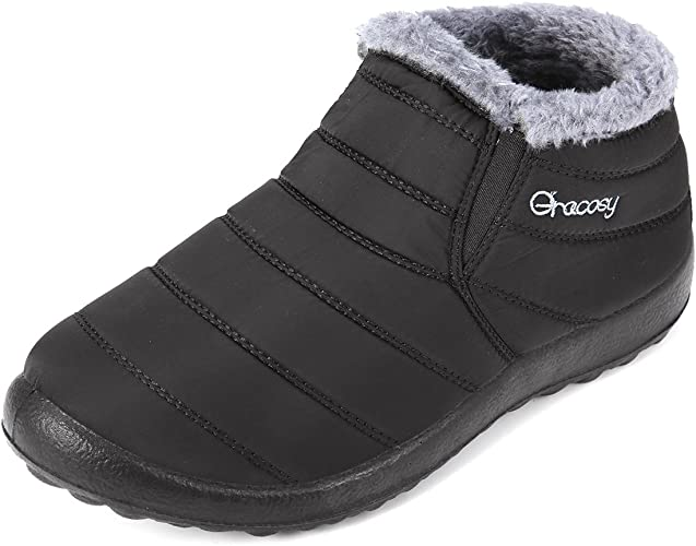 gracosy Snow Boots for Women Winter