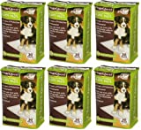ClearQuest Max Absorbency Puppy Pads 22'' x 23'', 180ct (6 x 30ct)