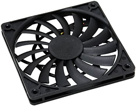 Scythe Slip Stream 120 mm Slim Case Fan Carcasa del Ordenador ...
