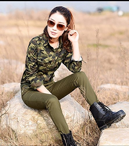 Army Girl Clothing