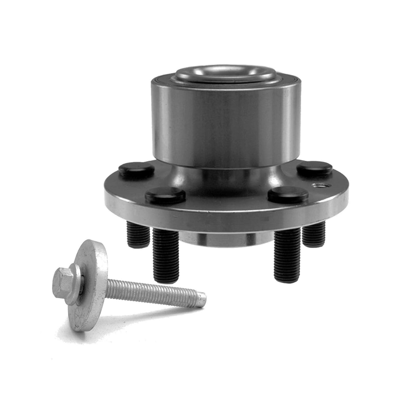 1x Radlagersatz mit integriertem magnetischen Sensorring Vorderachse links oder rechts