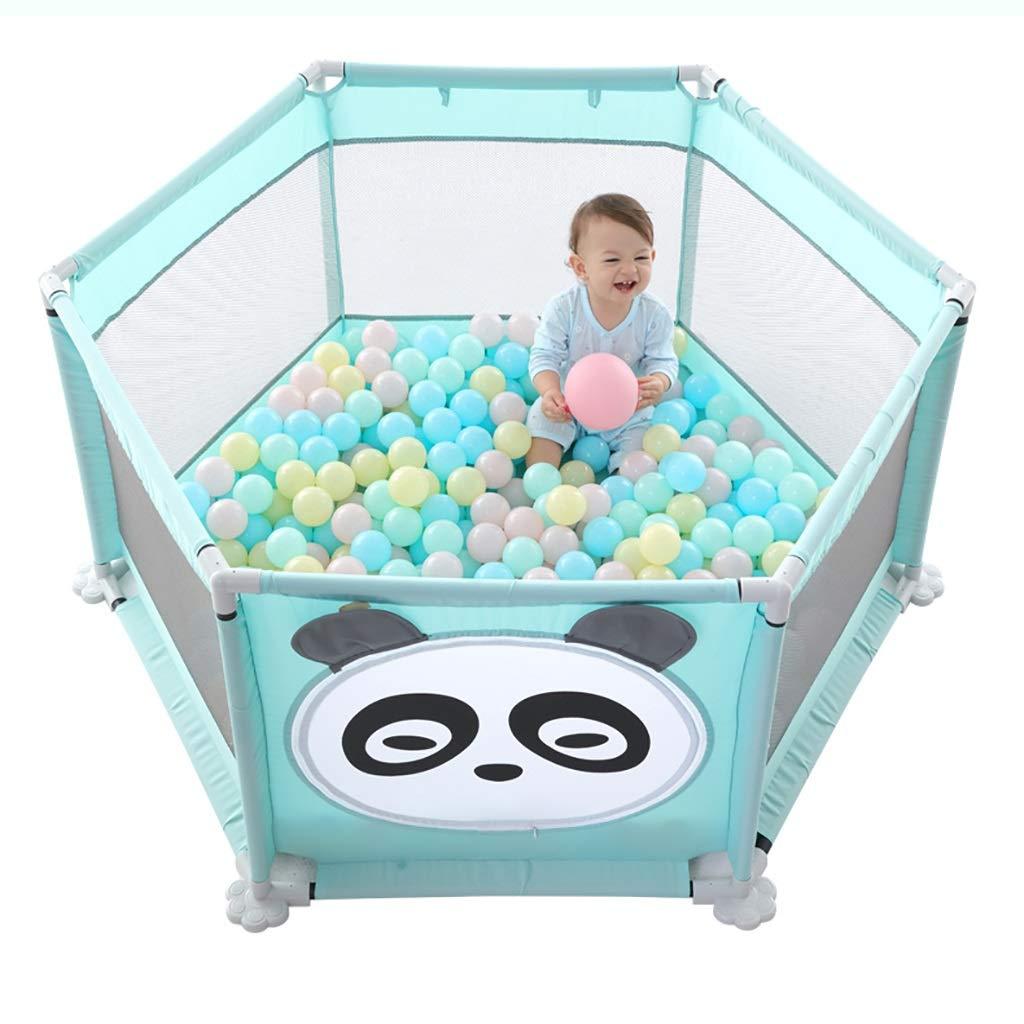 赤ちゃんフェンス屋内フェンス子供の屋外の遊び場健康的で無味   B07NMXBB8Q